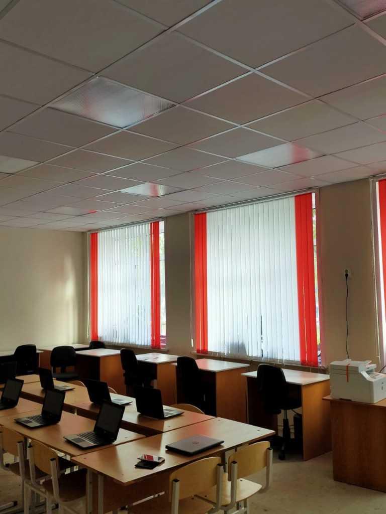 Учебный кабинет фото 3, МКОУ Варгашинская средняя школа № 1, Варгашинский район